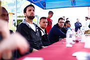 Stefano Tonut<br /> Raduno Nazionale Maschile Senior<br /> Autografi con tifosi<br /> Folgaria, 27/07/2017<br /> Foto Ciamillo-Castoria/ M. Brondi