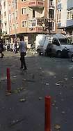 Istanbul: Explosion near a police station, 6 Oct. 2016