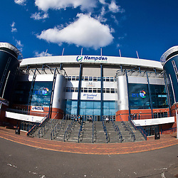 Hampden Stadium 2012