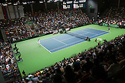 The Davis Cup (Tennis world cup) Israel Vs Slovenia