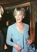 Cosima Somerset. Duckworth Centenary, Dorchester. 1998. © Copyright Photograph by Dafydd Jones 66 Stockwell Park Rd. London SW9 0DA Tel 020 7733 0108 www.dafjones.com