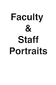 Faculty & Staff Portraits