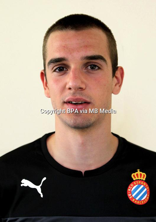 Spain - La Liga BBVA  2014-2015 / <br /> ( R.C.D. Espanyol ) - <br /> Pau Lopez Sabata