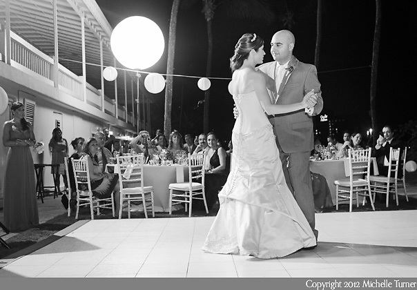Old San Juan Wedding.  Puerto Rico Wedding Photography by destination wedding photographer Michelle Turner.
