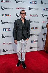 October 11, 2016 - Nashville, Tennessee, USA - Ryan Stevenson at the 47th Annual GMA Dove Awards  in Nashville, TN at Allen Arena on the campus of Lipscomb University.  The GMA Dove Awards is an awards show produced by the Gospel Music Association. (Credit Image: © Jason Walle via ZUMA Wire)
