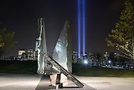 """""""Empty Sky, New Jersey's Memorial""""."""