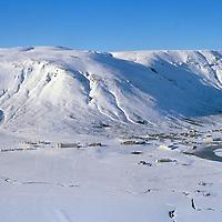 Laugarvatn séð til norðurs, Bláskógabyggð áður Laugardalshreppur / Laugarvatn viewing north, Blaskogabyggd former Laugardalshreppur.