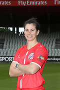 Lancashire Thunders Nicole Bolton during the media day for Lancashire Thunder at the Emirates, Old Trafford, Manchester, United Kingdom on 17 July 2018. Picture by George Franks.