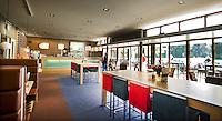 ENSCHEDE - Golfbaan- Het Rijk van SYBROOK, interieur clubhuis.   .COPYRIGHT KOEN SUYK