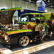 Photos from the 2010 Autorama held at Detroit's Cobo Hall.