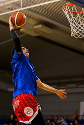 Tevin Falzon of Bristol Flyers warms up - Photo mandatory by-line: Robbie Stephenson/JMP - 29/03/2019 - BASKETBALL - English Institute of Sport - Sheffield, England - Sheffield Sharks v Bristol Flyers - British Basketball League Championship