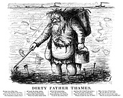 Dirty Father Thames.