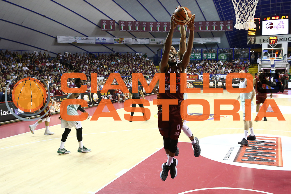 Haynes Marquez<br /> Umana Reyer Venezia vs Sidigas Avellino<br /> Lega Basket Serie A 2016/2017<br /> Play Off SemiFinali Gara 1<br /> Venezia,26/05/2017<br /> Foto Ciamillo-Castoria/A. Gilardi