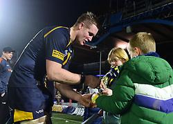- Mandatory by-line: Alex James/JMP - 25/01/2020 - RUGBY - Sixways Stadium - Worcester, England - Worcester Warriors v Wasps - Gallagher Premiership Rugby