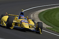 Townsend Bell, Indianapolis 500, Indianapolis Motor Speedway, Indianapolis, IN USA 05/26/13