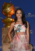 73rd Annual Golden Globe Awards Nominations<br /> <br /> CORINNE FOXX  at the 73rd Annual Golden Globe Awards Nominations held @ the Beverly Hilton hotel. December 10, 2015<br /> ©Exclusivepix Media