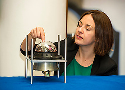 Pictured: Kezia Dugdale<br /> Scottish Labour leader Kezia Dugdale, Shadow Economy Secretary Jackie Baillie and Shadow Economy minister Richard Leonard visited Leonardo Airborne and Space Systems today to launch Scottish Labour&rsquo;s industrial strategy. <br />  <br /> Ger Harley | EEm 6 July  2017