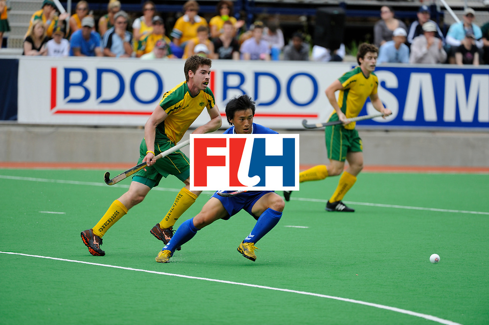 2009 CT Men- Australia v.Korea