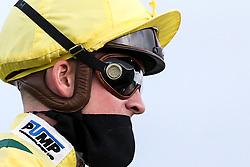 Jockey Rob Hornby - Mandatory by-line: Robbie Stephenson/JMP - 06/08/2020 - HORSE RACING - Bath Racecourse - Bath, England - Bath Races