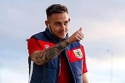 Josh Brownhill of Bristol City arrives at Rotherham United - Mandatory by-line: Robbie Stephenson/JMP - 03/10/2018 - FOOTBALL - Aesseal New York Stadium - Rotherham, England - Rotherham United v Bristol City - Sky Bet Championship