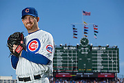 Ryan Dempster - Chicago Cubs Professional Baseball Player<br />