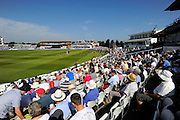 The Cooper Associates County Ground during the Royal London 1 Day Cup match between Somerset County Cricket Club and Worcestershire County Cricket Club at the Cooper Associates County Ground, Taunton, United Kingdom on 17 August 2016. Photo by Graham Hunt.