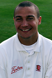 D LAW .ESSEX COUNTY CRICKET CLUB ..ESSEX PLAYER PHOTOS, April 10, 2000. Photo by Andrew Parsons / i-images..