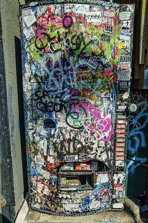 Soda Vending Machine, Venice Beach