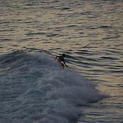 Surfing. Cabo San Lucas, BCS. MX.