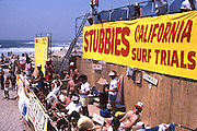 Stubbies Cal Surf Trials Orange County California Circa 1982