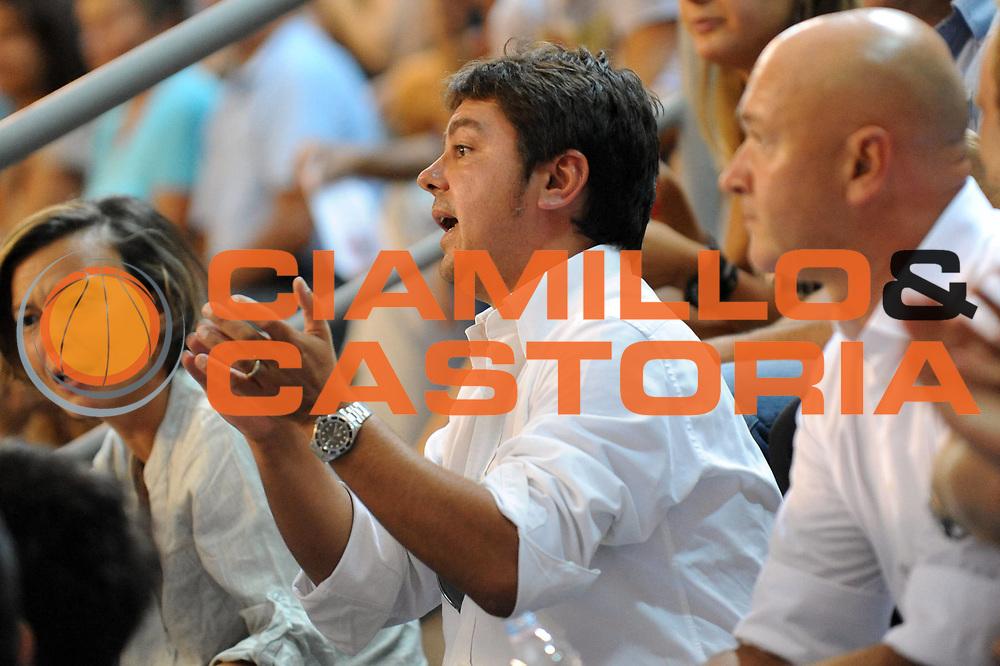 DESCRIZIONE : Imola Lega Basket A2 2011-12 Ottavi di Finale Coppa Italia Aget Imola Biancoblu Basket Bologna<br /> GIOCATORE : Giulio Romagnoli<br /> CATEGORIA : <br /> SQUADRA : Biancoblu Basket Bologna<br /> VENTO : Campionato Lega A2 2011-2012<br /> GARA : Aget Imola Biancoblu Basket Bologna<br /> DATA : 25/09/2011<br /> SPORT : Pallacanestro <br /> AUTORE : Agenzia Ciamillo-Castoria/M.Marchi<br /> Galleria : Lega Basket A2 2011-2012 <br /> Fotonotizia : Imola Lega Basket A2 2011-12 Ottavi di Finale Coppa Italia Aget Imola Biancoblu Basket Bologna<br /> Predefinita :