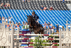 Jönsson Fredrik, SWE, Cold Play<br /> World Equestrian Games - Tryon 2018<br /> © Hippo Foto - Dirk Caremans<br /> 21/09/2018