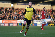 Burton Albion striker Liam Boyce (27) during the EFL Sky Bet Championship match between Burton Albion and Nottingham Forest at the Pirelli Stadium, Burton upon Trent, England on 17 February 2018. Picture by Richard Holmes.