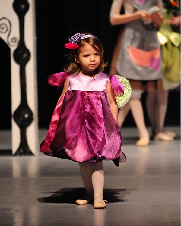 Abernathy Dance Theater Cinderella.  March 2011. Oregon City OR