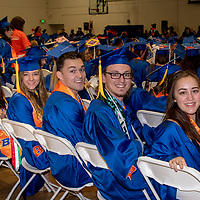 Spring Commencement, afternoon session, Photo by Priscilla Grover