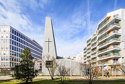 Brenac + Gonzalez • Maison Saint-François-de-Sales, Boulogne-Billancourt