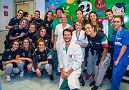 20181016 Sette Rosa Visita Gemelli