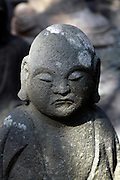 stone sculpture Japan from the late Edo period