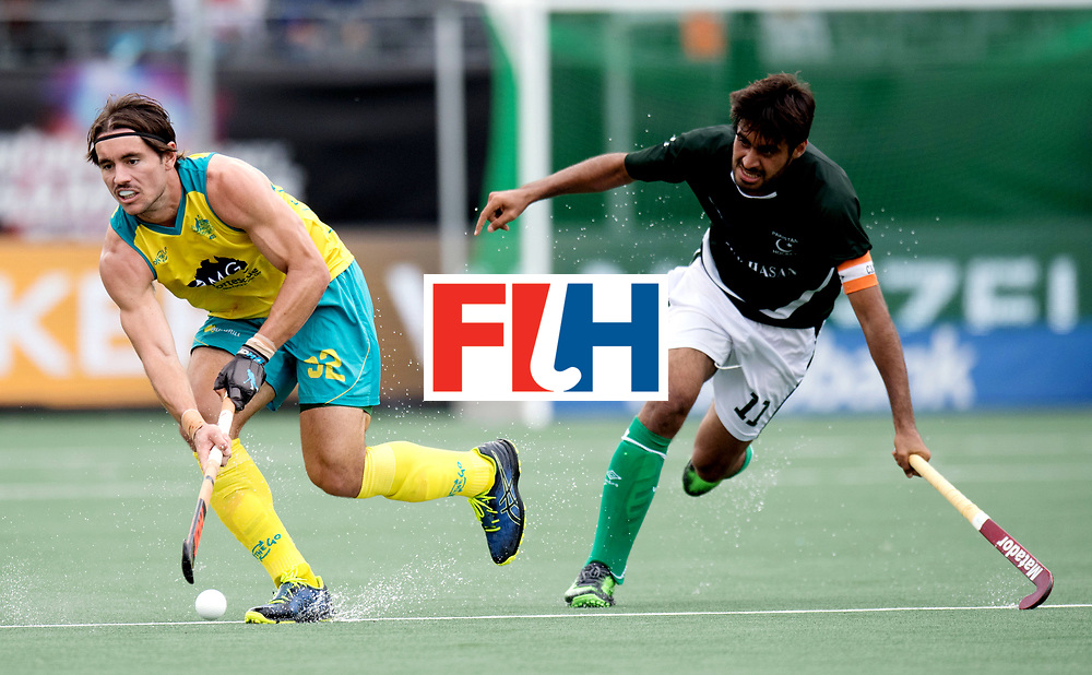 BREDA - Rabobank Hockey Champions Trophy<br /> Australia - Pakistan<br /> Photo: Jeremy Hayward.<br /> COPYRIGHT WORLDSPORTPICS FRANK UIJLENBROEK