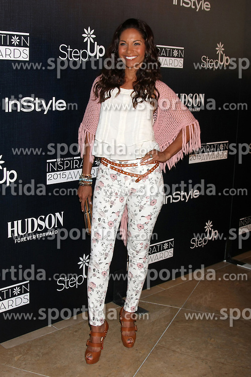 Salli Richardson-Whitfield at the Step Up Women's Network 12th Annual Inspiration Awards, Beverly Hilton Hotel, Beverly Hills, CA 06-05-15. EXPA Pictures &copy; 2015, PhotoCredit: EXPA/ Photoshot/ Martin Sloan<br /> <br /> *****ATTENTION - for AUT, SLO, CRO, SRB, BIH, MAZ only*****