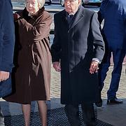 NLD/Amsterdam/20181027 - Herdenkingsdienst Wim Kok,