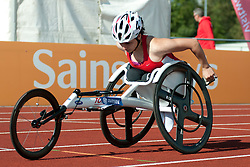 KURT Hamide, 2014 IPC European Athletics Championships, Swansea, Wales, United Kingdom