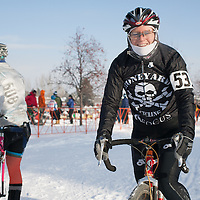 Shellie Heggenberger (Boneyard Cycling) enjoyed the conditions.  ©Brian Nelson
