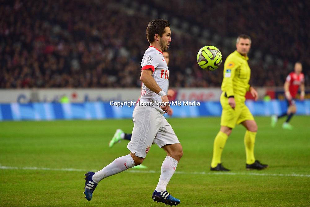 Joao MOUTINHO  - 24.01.2015 - Lille / Monaco - 22eme journee de Ligue1<br />Photo : Dave Winter / Icon Sport