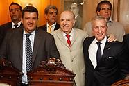 Jorge Barrera asume como Presidente de Peñarol