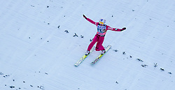 20.03.2015, Planica, Ratece, SLO, FIS Weltcup Ski Sprung, Planica, Finale, Skifliegen, im Bild Kamil Stoch (POL) //during the Ski Flying Individual Competition of the FIS Ski jumping Worldcup Cup finals at Planica in Ratece, Slovenia on 2015/03/20. EXPA Pictures © 2015, PhotoCredit: EXPA/ JFK
