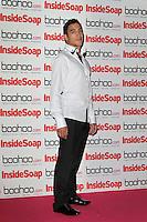 LONDON - SEPTEMBER 24: Ashley McKenzie attended the 'Inside Soap Awards' at One Marylebone, London, UK. September 24, 2012. (Photo by Richard Goldschmidt)