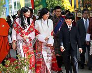 Japanese Royals Visit Bhutan