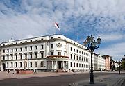 Schloss, Hessischer Landtag, Schlossplatz, Wiesbaden, Hessen, Deutschland | Palace, Hessian Parliament, Wiesbaden, Hesse, Germany