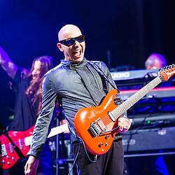 Joe Satriani for Guitar Connoisseur